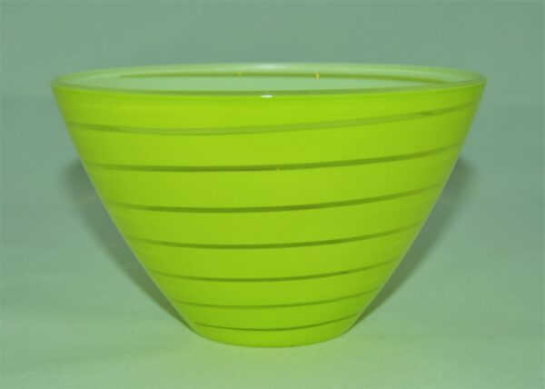 Bowl_140_Line_lime_front